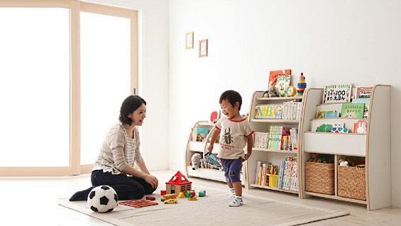 おすすめ子供部屋の収納家具